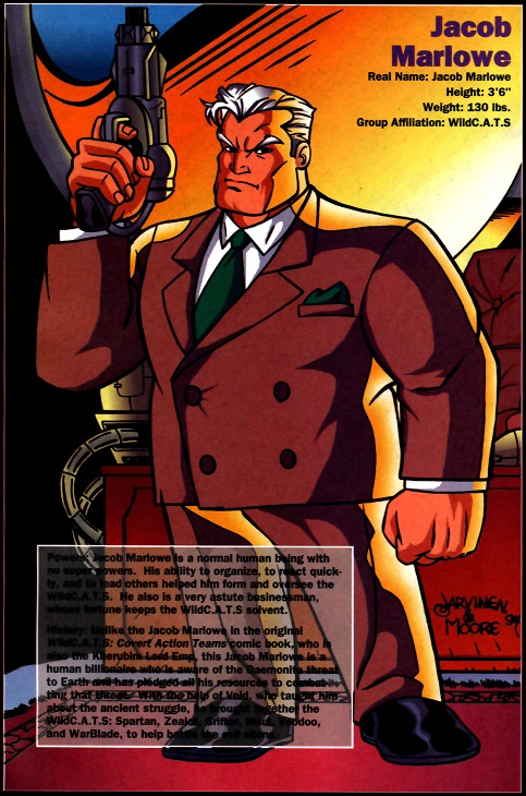 Jacob Marlowe (WildC.A.T.s TV Series)