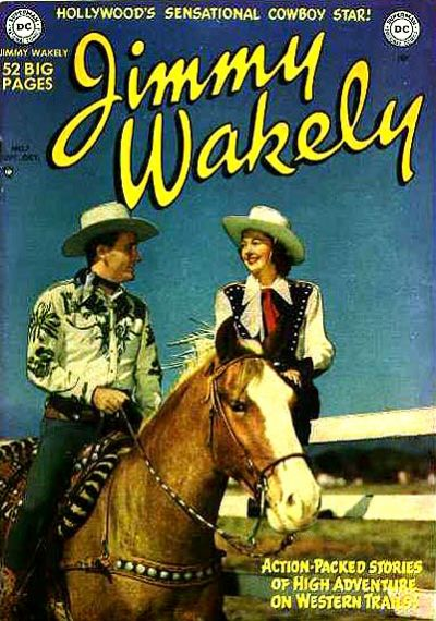 Jimmy Wakely Vol 1 7