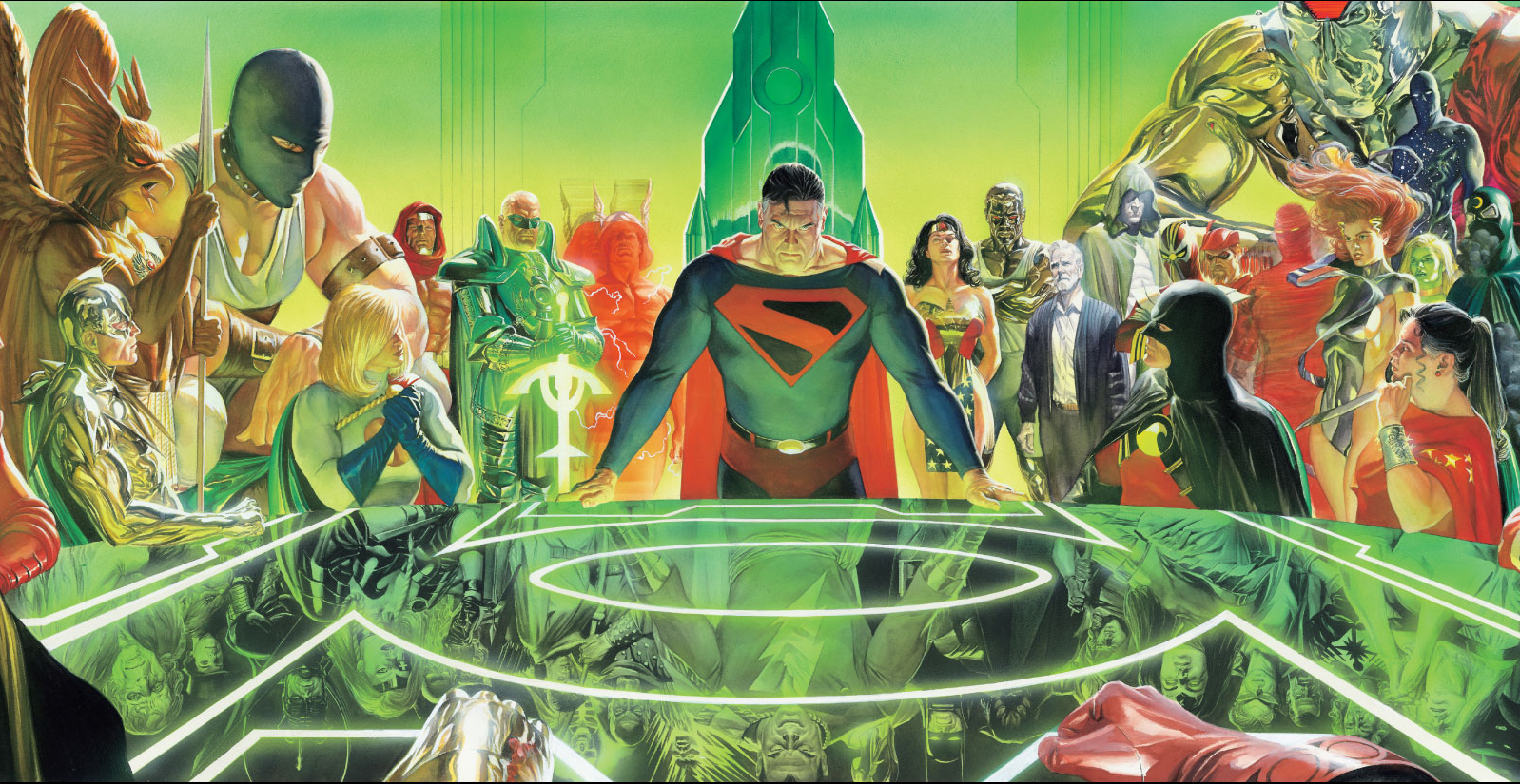 Justice League (Earth-22)/Gallery
