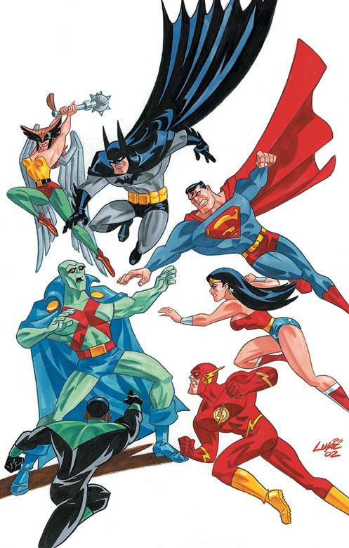 Justice League Adventures Vol 1 16 Textless.jpg