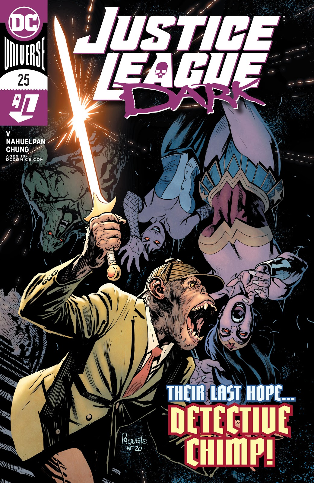 Justice League Dark Vol 2 25