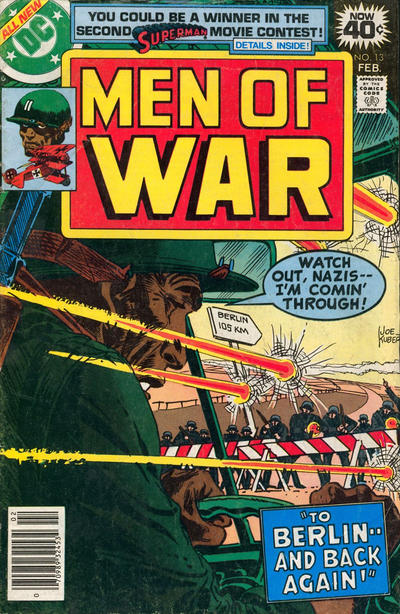 Men of War Vol 1 13