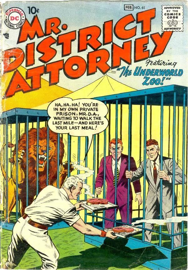 Mr. District Attorney Vol 1 61