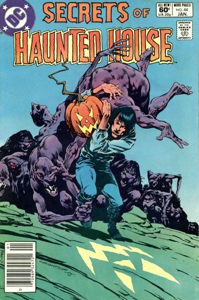 Secrets of Haunted House Vol 1 44