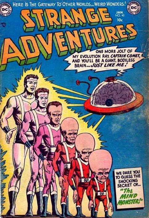 Strange Adventures Vol 1 40