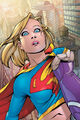 Supergirl Vol 5 63 Textless Cover