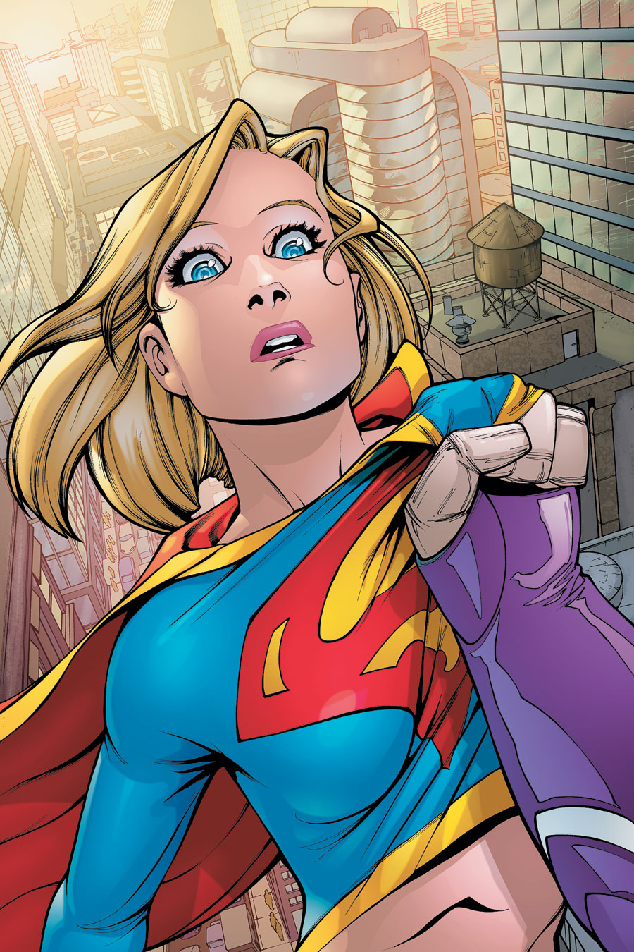 Supergirl Vol 5 63 Textless Cover.jpg