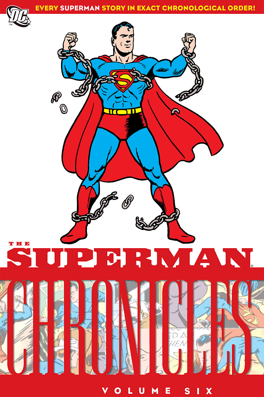 Superman Chronicles Vol. 6 (Collected)