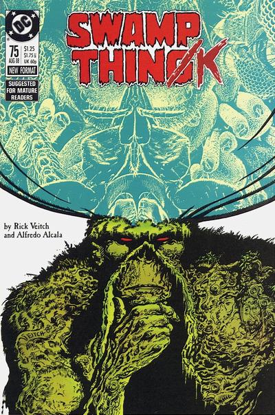 Swamp Thing Vol 2 75