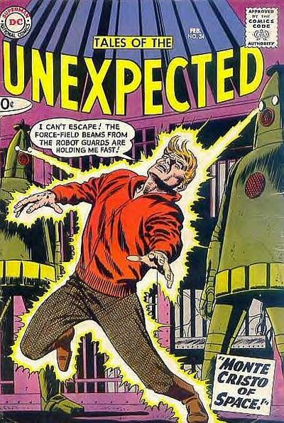 Tales of the Unexpected Vol 1 34