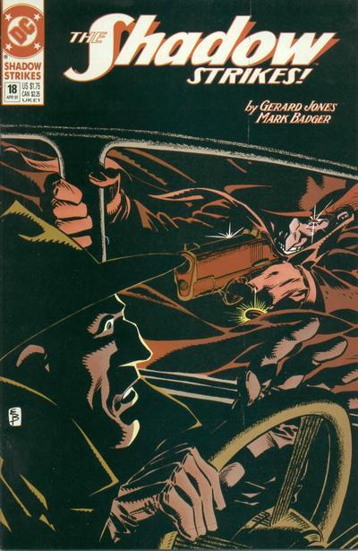 The Shadow Strikes! Vol 1 18