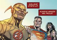 Wally West Once and Future 0001