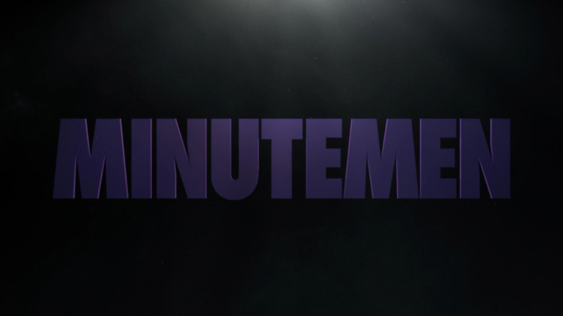 Watchmen (TV Series) Episode: This Extraordinary Being