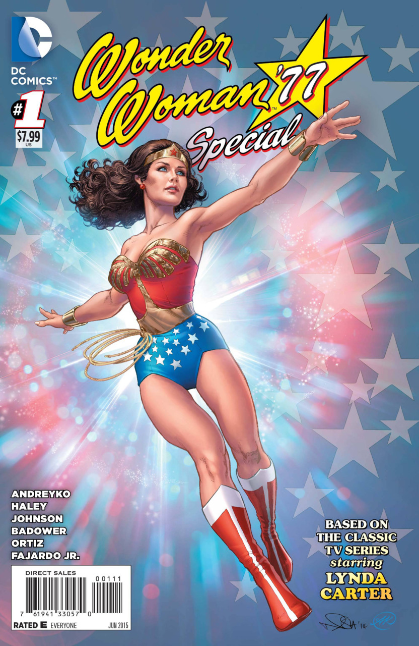 Wonder Woman '77 Special Vol 1