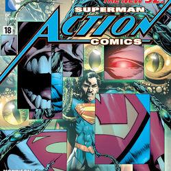 Action Comics Vol 2 18