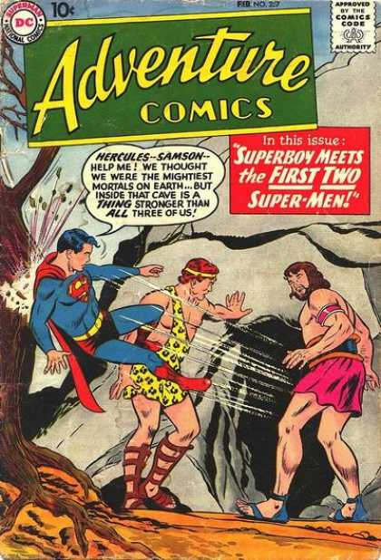 Adventure Comics Vol 1 257
