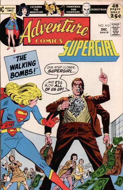 Adventure Comics Vol 1 413