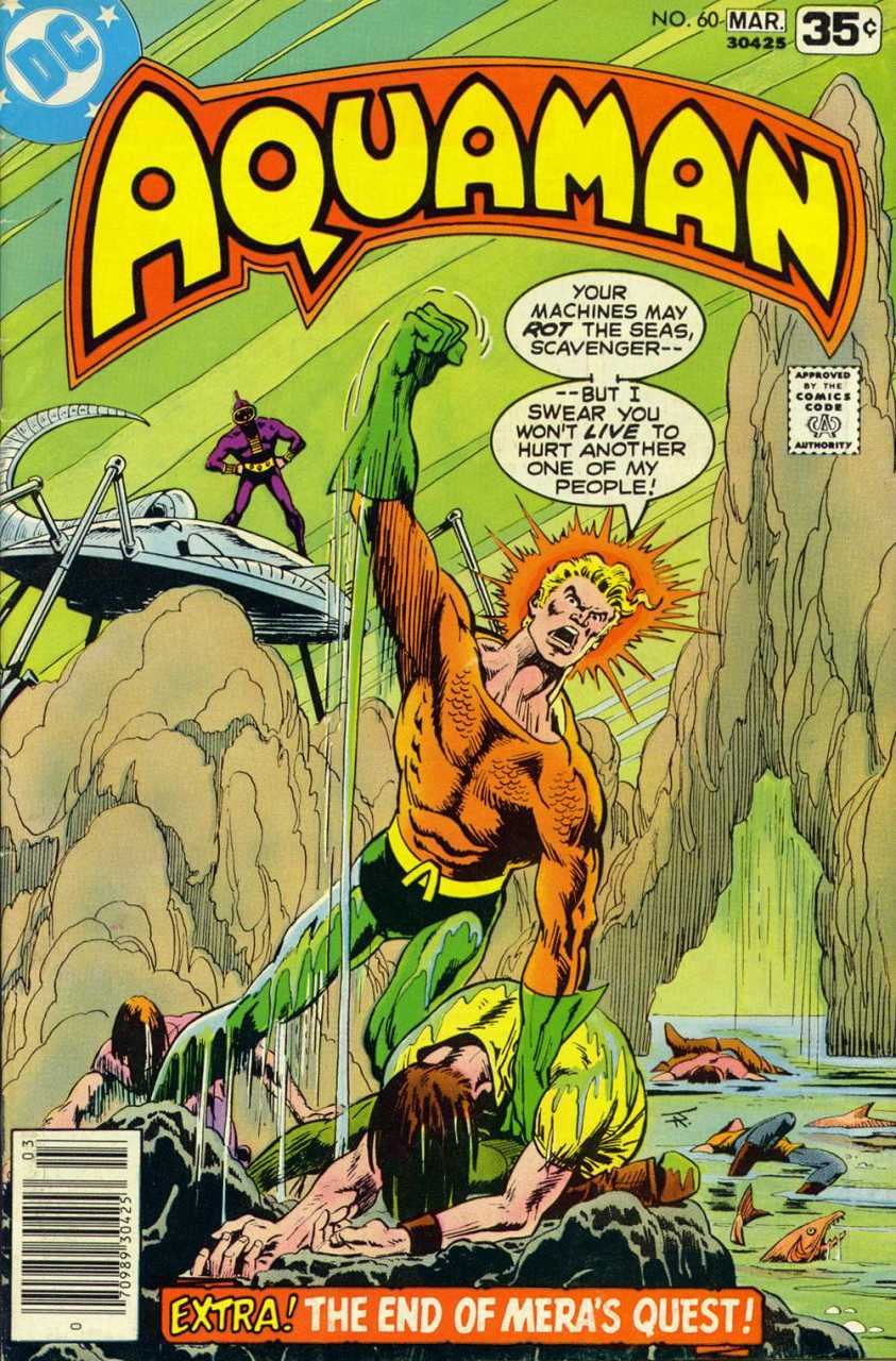Aquaman Vol 1 60