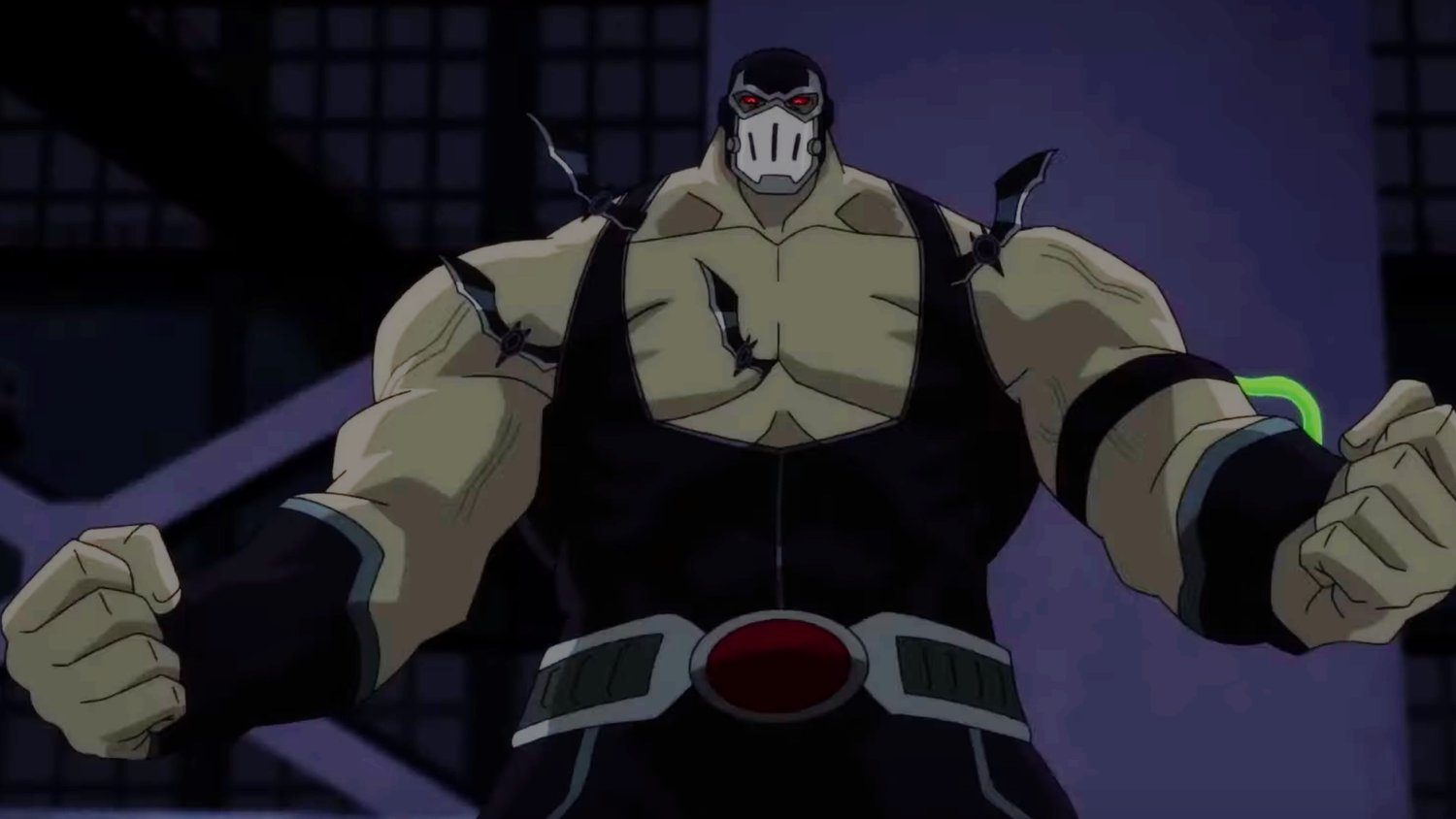 Bane (DC Animated Movie Universe)