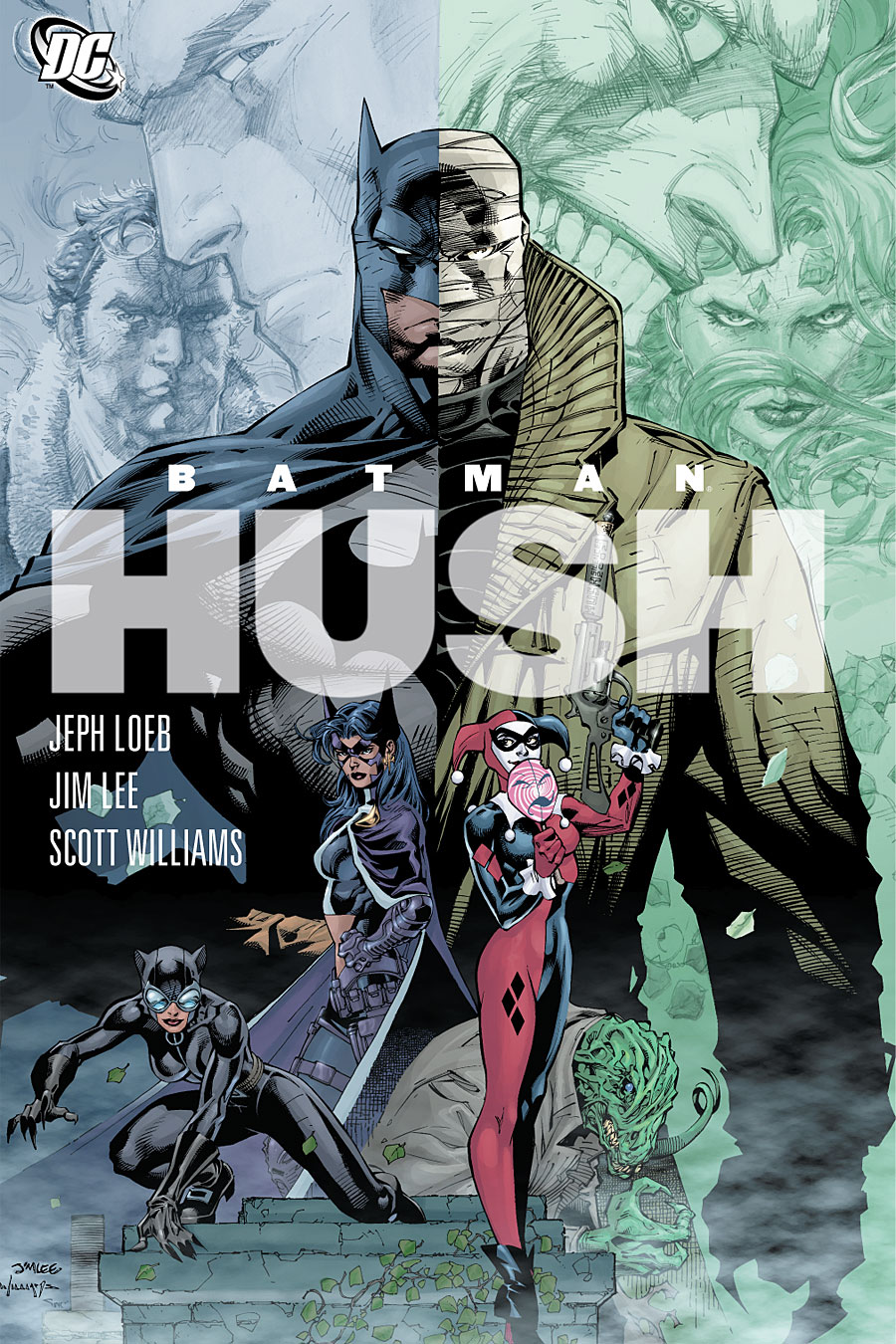 Batman: Hush (Collected)
