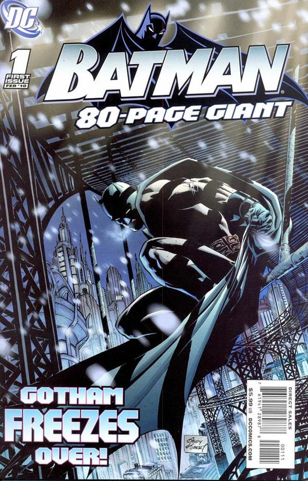 Batman 80-Page Giant 2010 Vol 1 1