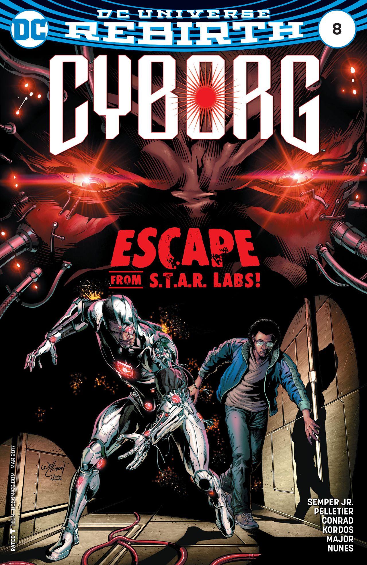 Cyborg Vol 2 8