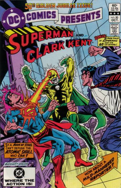 DC Comics Presents Vol 1 50