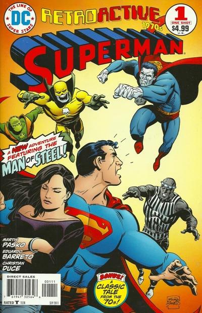 DC Retroactive: Superman Vol 1