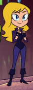 Dinah Laurel Lance Teen Titans Go! TV Series 001