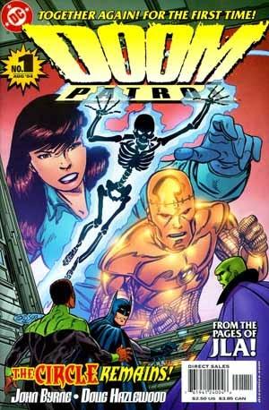 Doom Patrol Vol 4