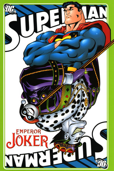 Superman: Emperor Joker (Collected)