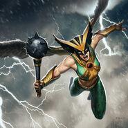 Hawkgirl Infinite Crisis Game