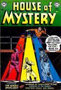 House of Mystery v.1 21