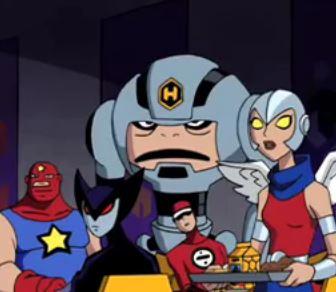I.N.S.T.I.G.A.T.O.R. (Teen Titans TV Series)