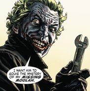 Joker Batman Noël 0001