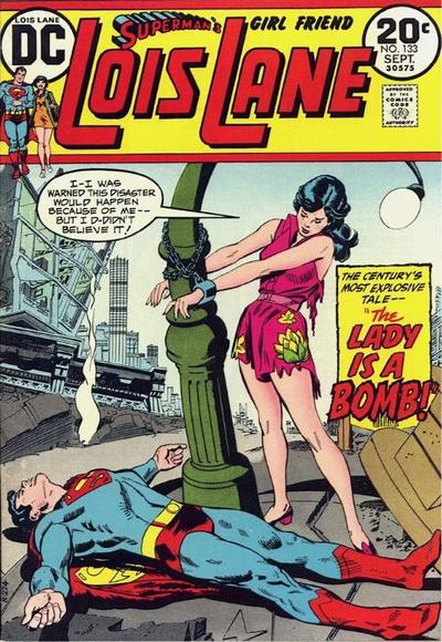 Superman's Girl Friend, Lois Lane Vol 1 133