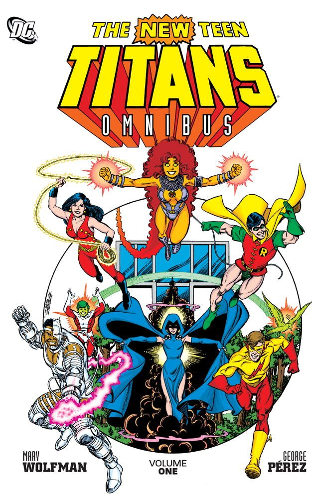 New Teen Titans Omnibus Vol 1 (Collected)
