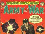 Our Army at War Vol 1 1