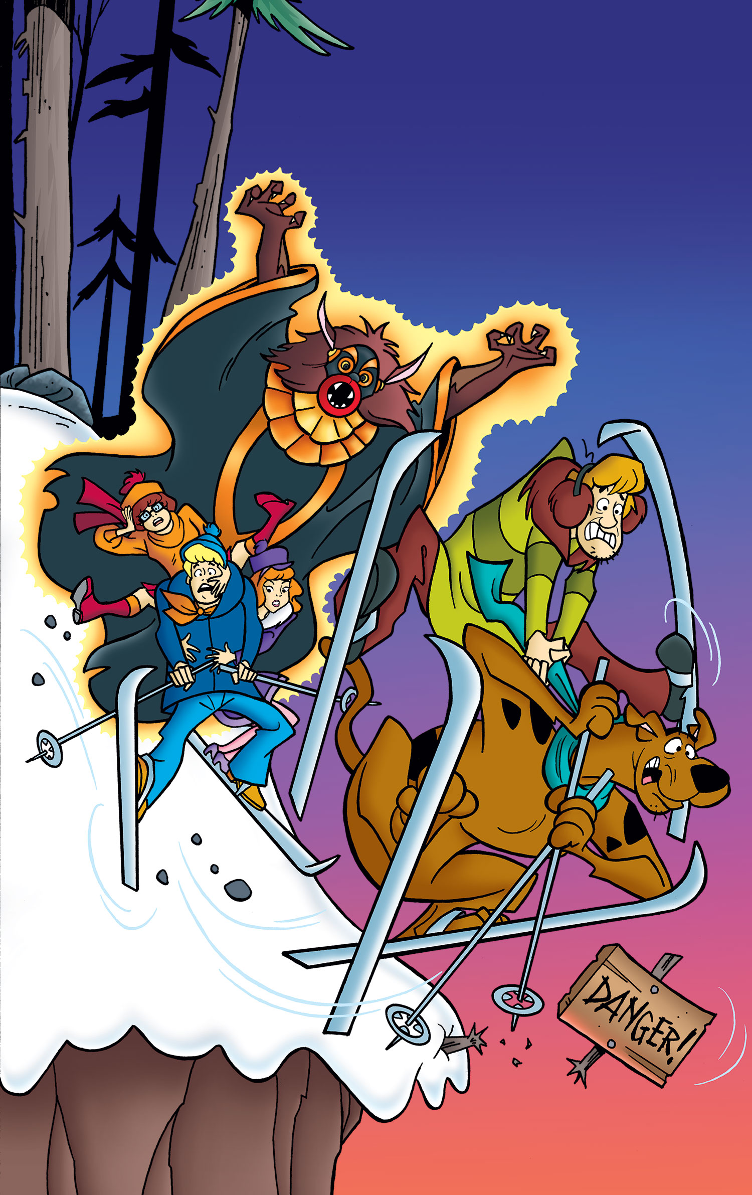 Scooby-Doo, Where Are You? Vol 1 50
