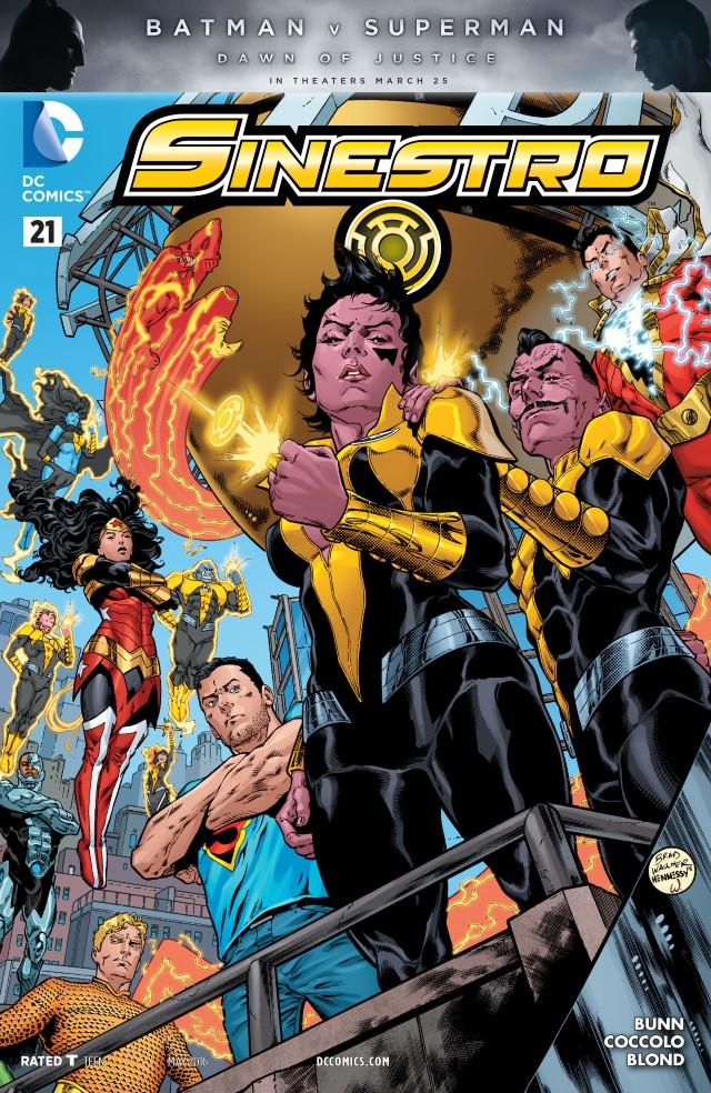 Sinestro Vol 1 21