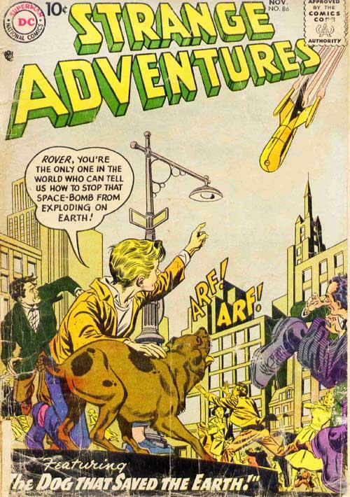 Strange Adventures Vol 1 86