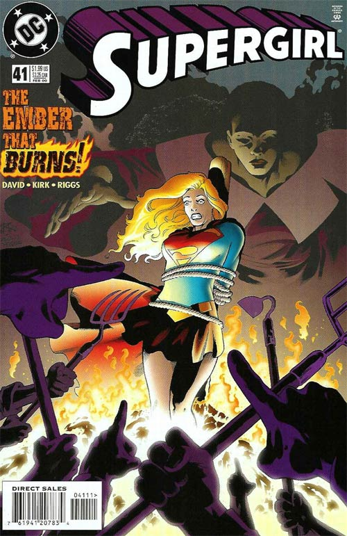 Supergirl Vol 4 41