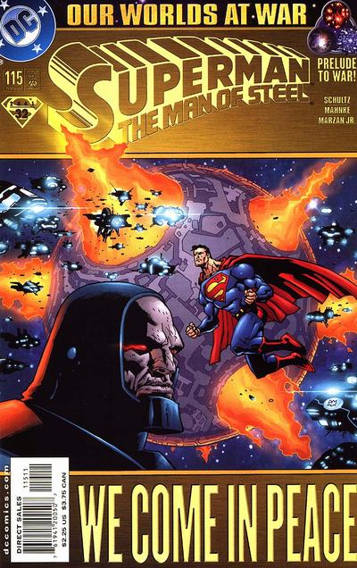 Superman: The Man of Steel Vol 1 115