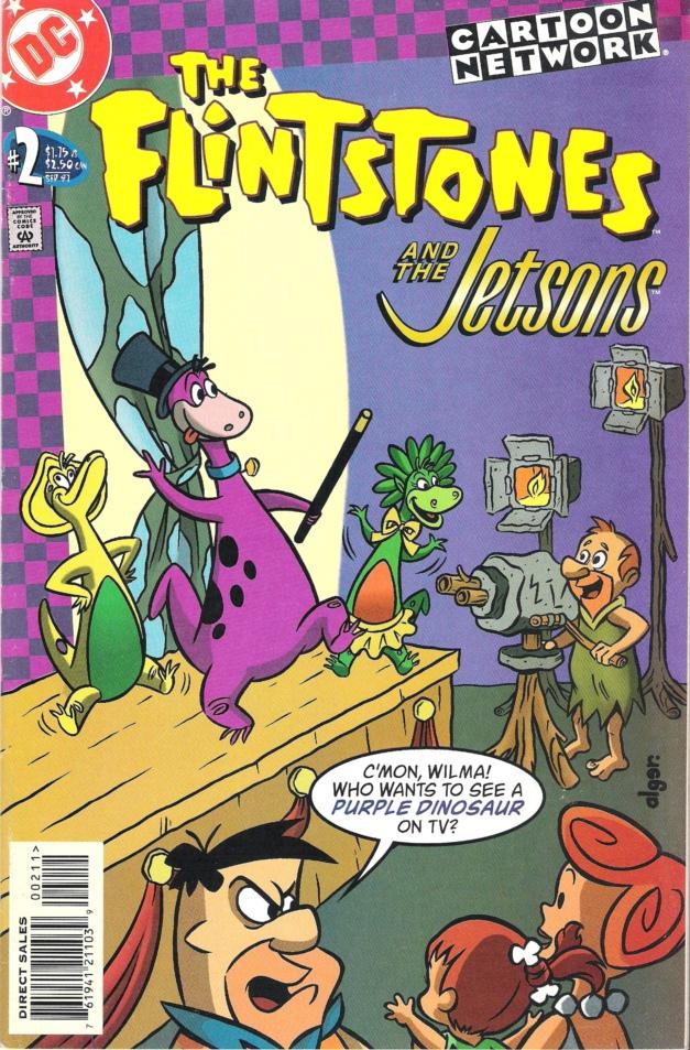 The Flintstones and the Jetsons Vol 1 2.jpg