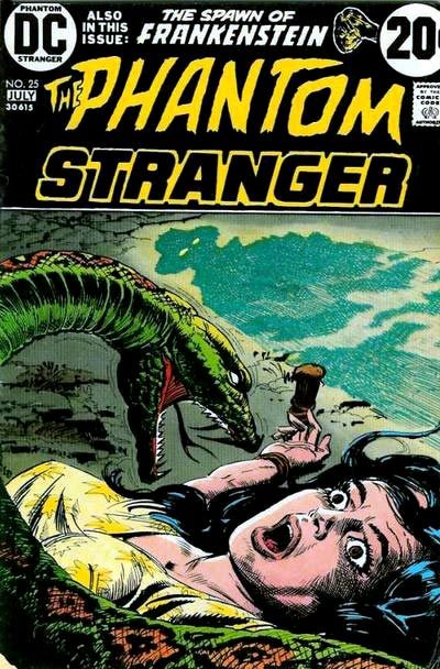 The Phantom Stranger Vol 2 25