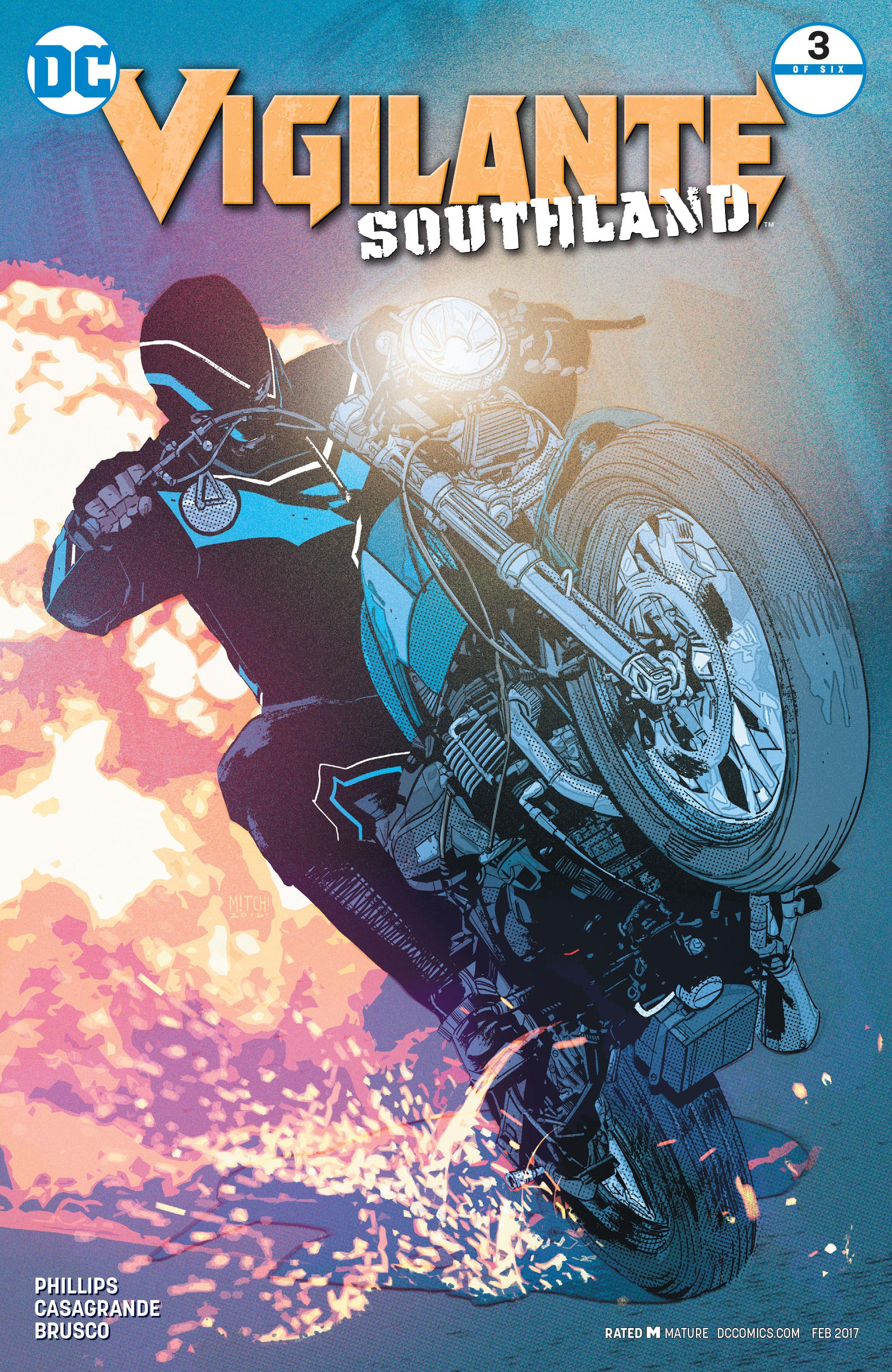 Vigilante: Southland Vol 1 3