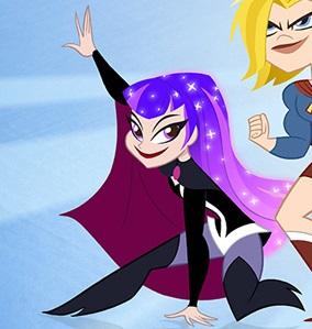 Zatanna Zatara (DC Super Hero Girls TV Series)