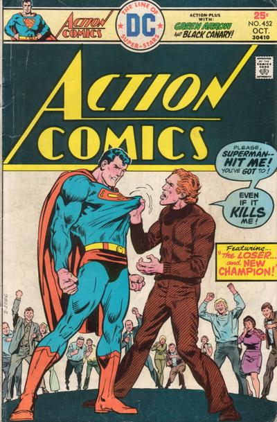 Action Comics Vol 1 452