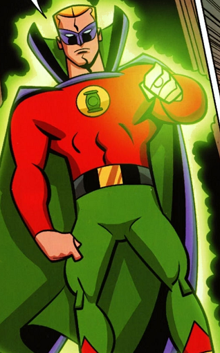 Alan Scott (The Brave and the Bold)