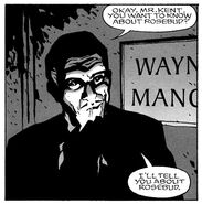 Alfred Pennyworth Citizen Wayne Chronicles 001